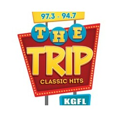 KGFL The Trip  94.7 FM & 1110 AM