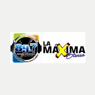 La Máxima 89.7 FM