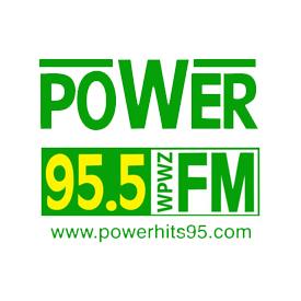 WPWZ Power 95.5 FM