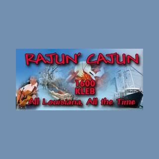 KLEB The Rajun' Cajun 1600 AM