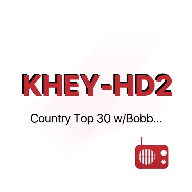 Country Top 30 w/Bobby Bones