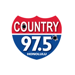 KHCM Hawaii's Country 97.5 FM (US Only)