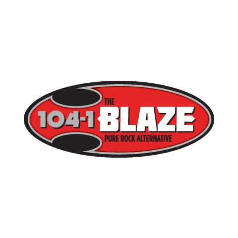 KIBZ The Blaze 104.1 FM