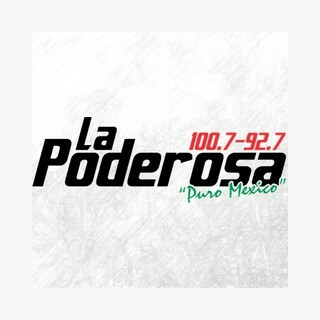 KPDA La Poderosa 100.7 FM