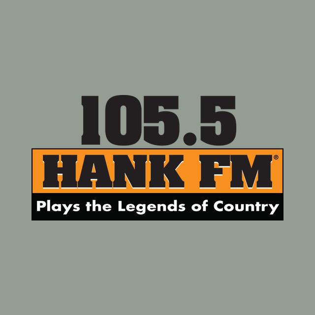 WWHK 105.5 Hank FM