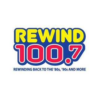 KYMV Rewind 100.7 FM